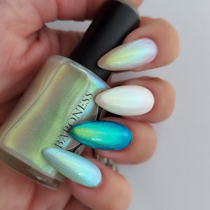 Preorder - Incantation - Green/Blue/Purple Iridescent Polish