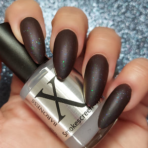 Smokescreen - Matte Top Coat (Vegan)