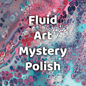 Fluid Art Mystery Prototypes and LE Overpours