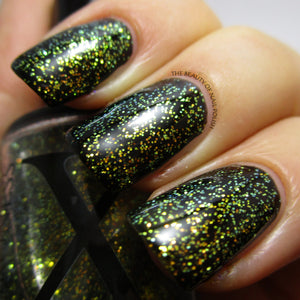 Nail Polish - Chromance - Multichrome Glitter Top Coat