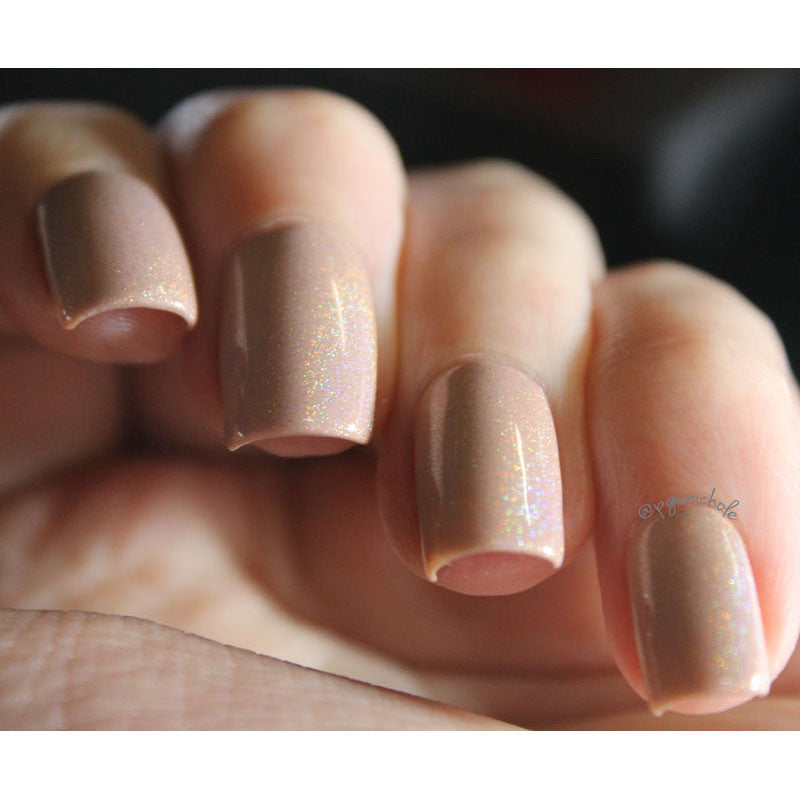 Nail Polish - Holographique - Spectraflair Holographic Topper