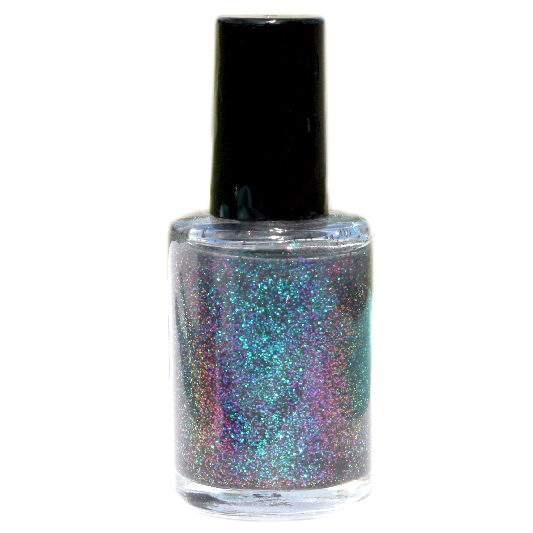 I Love Hue - Multichrome Glitter Top Coat - Baroness X
