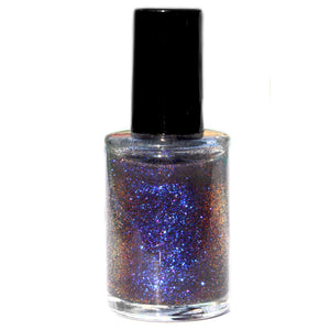 Nail Polish - Rainbow Crush - Multichrome Glitter Top Coat