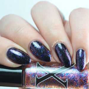 Nail Polish - Surrealistic - Shifting Glass Flakie Polish