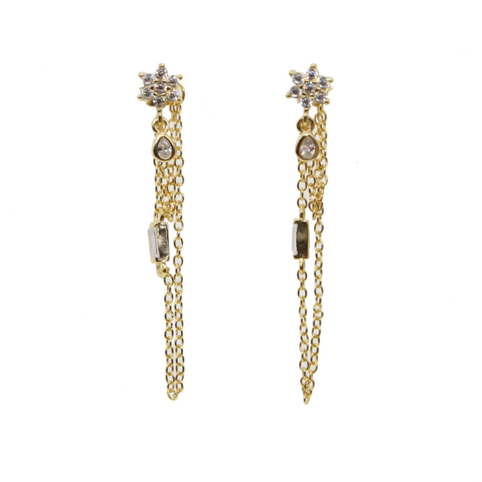 Ella Drop Earrings