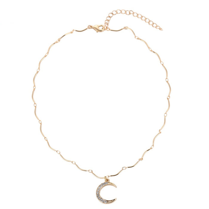 Eclipse Choker Necklace