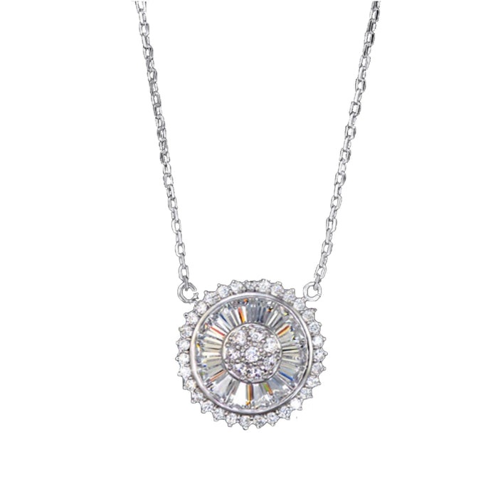 Genevieve Diamond Necklace