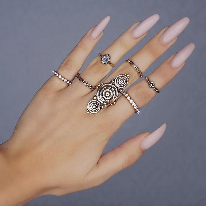 Cleopatra Ring set