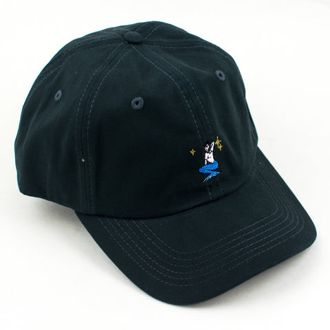Dark Seas Scituate Strapback Hat (Navy)