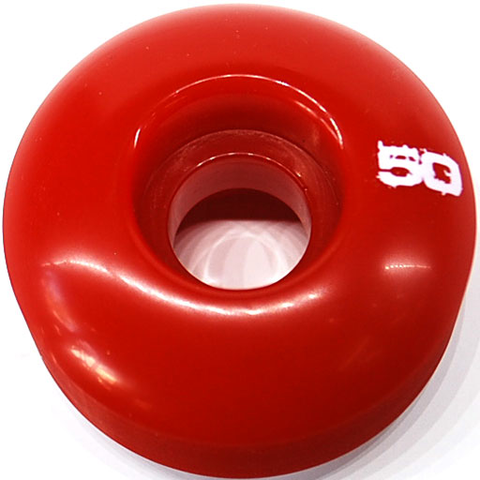 Stix And Bones Wheels (Red/50mm)