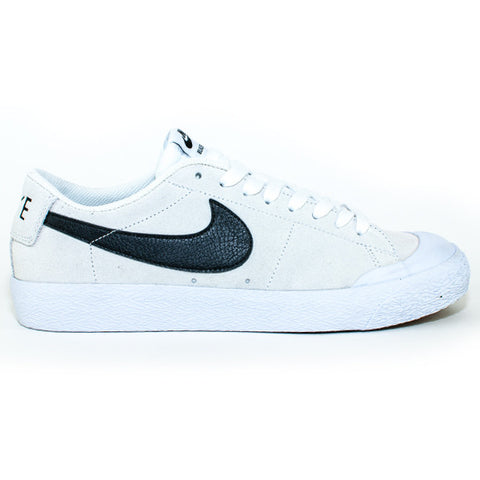 Nike SB Blazer Zoom Low XT Shoes (White/Black/White)