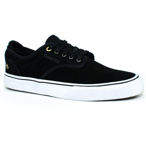 Emerica Wino G6 Shoes (Black/White)