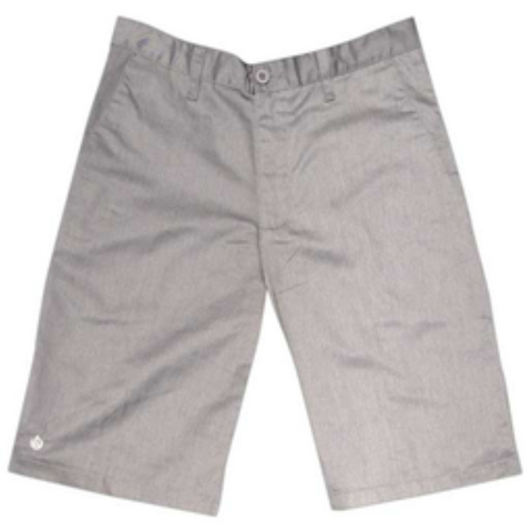 Stix Chantry Chino Shorts (Heather Grey)