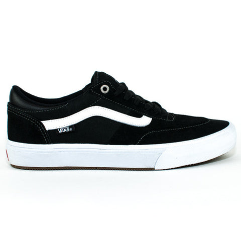Vans Mens Gilbert Crocket II Pro Shoes (Black/White)