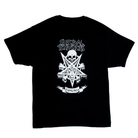 Suicidal Tendencies Posessed S/S Tee (Black)