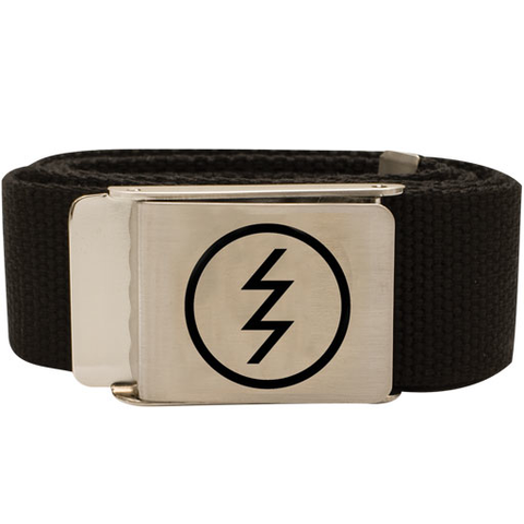Electric New Volt Web Belt (Black)