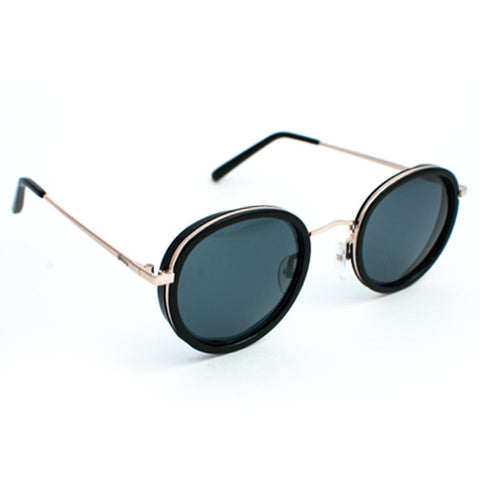 Glassy Lincoln Sunglasses (Black/Gold/Black Polarized Lens)2.jpg