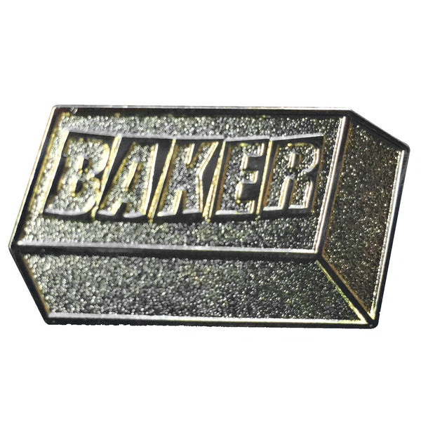 Baker 24 Karat Lapel Pin (Gold)