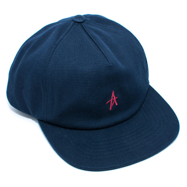 Altamont Collapse Deconstructed Snapback Hat (Navy)