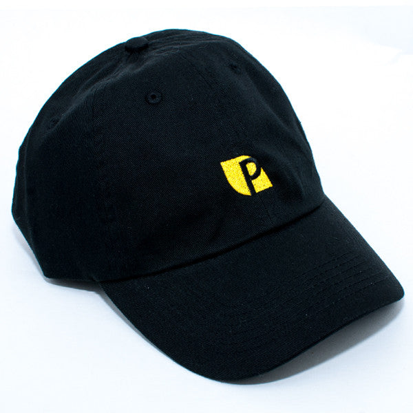 Pizza Fumar Strapback Hat (Black)