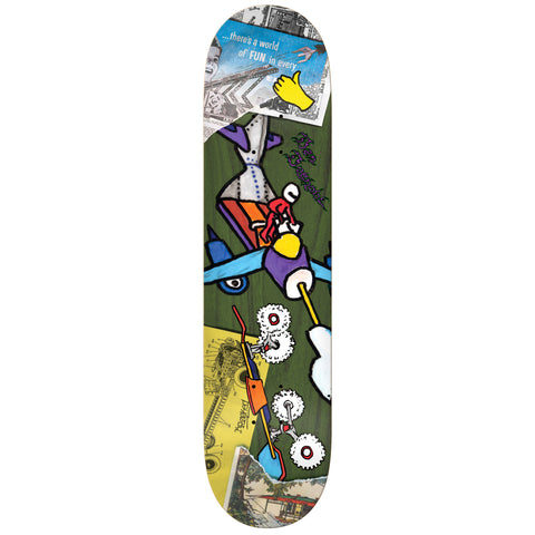 Krooked Drehobl Tore Up Deck
