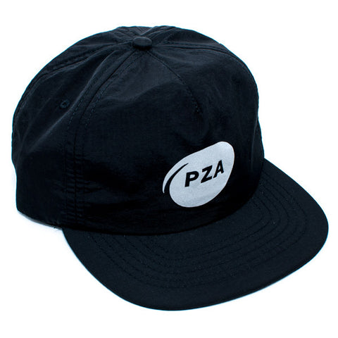 Pizza P10 Strapback Hat (Black)
