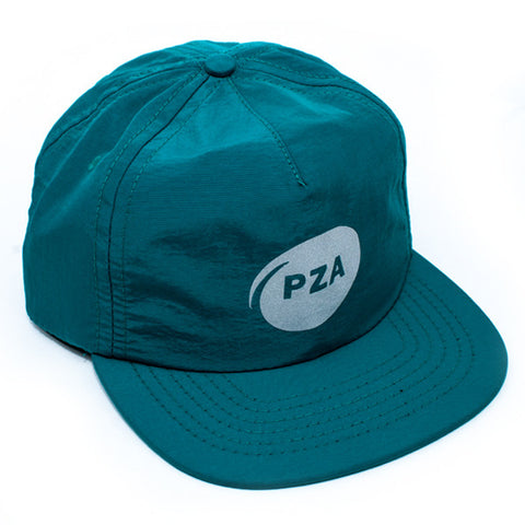 Pizza P10 Strapback Hat (Teal)