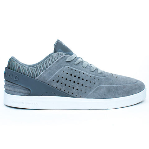 Diamond Graphite Shoes (Grey)