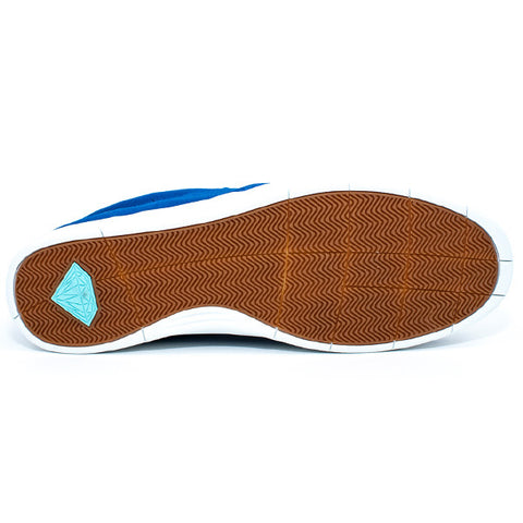 Diamond Deck Shoes (Royal)