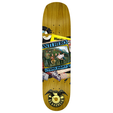 Anti Hero T-Mo Studio Deck