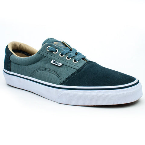 Vans Rowley Solos Shoes (Herringbone/Blue)