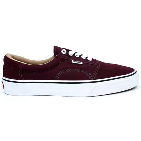 Vans Mens Rowley Solos Shoes (Port Royale/White)