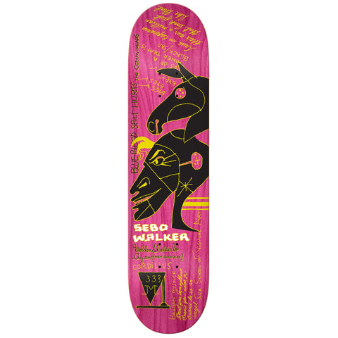 Krooked Sebo Hawaiian My Stick Deck
