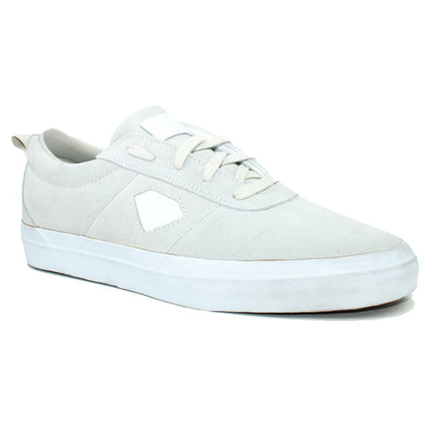 Diamond Icon Shoes (White)