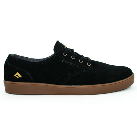 Emerica Provost Slim Vulc Shoes (Grey/Black)