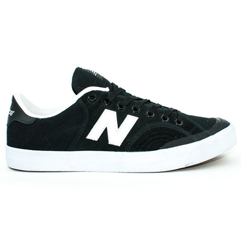 New Balance Numeric Pro Court 212 Shoes (Black/White)