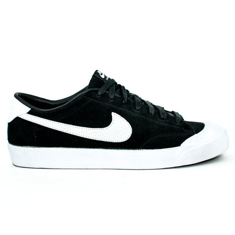Nike SB QS Zoom All Court Cory Kennedy Shoes (Black/White)