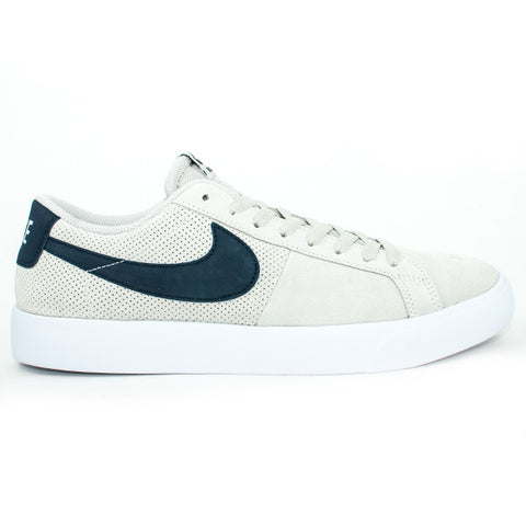 Nike SB Blazer Vapor Shoes (Whte/Blue)