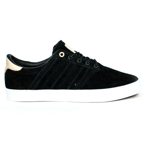 Adidas Seeley Premiere Classified Shoes (Black/Brown/White)