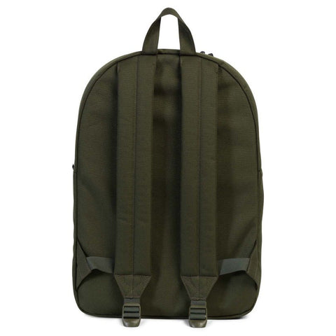 Herschel Classic 600D Poly Backpack (Forest/Black)