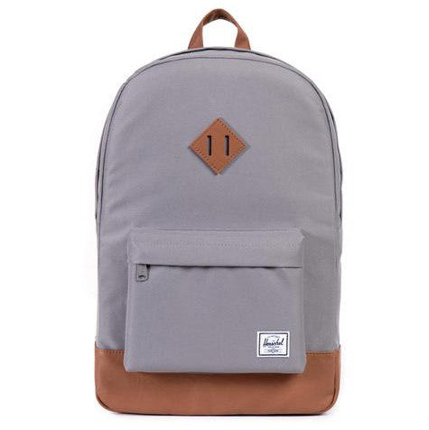 Herschel Heritage Poly Backpack (Grey)