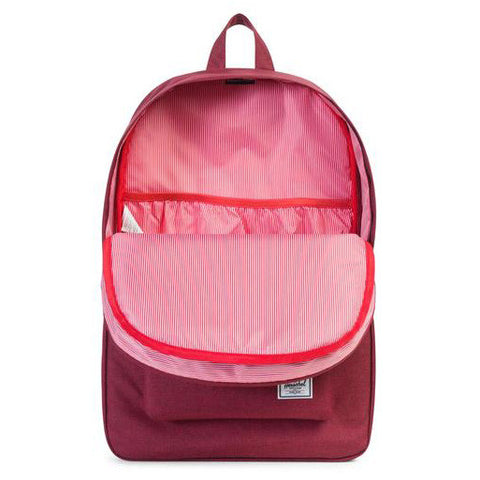 Herschel Heritage Poly Backpack (Wine)