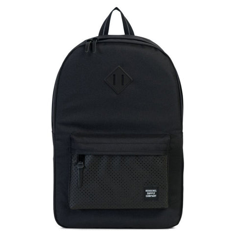 Herschel Heritage Aspectpoly Backpack (Black)