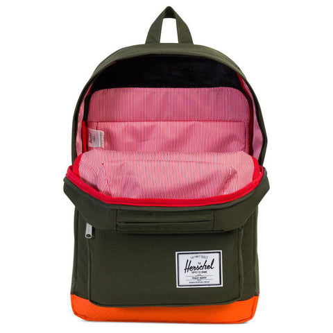 Herschel Pop Quiz 600D Poly Backpack (Forest/VO)