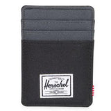 Herschel Raven Poly Wallet (Black/Dark Shadow)