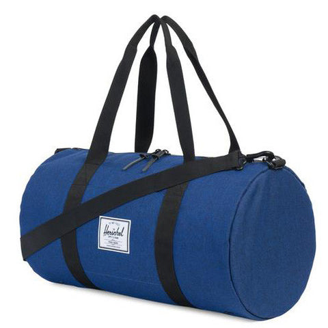 Herschel Sutton Mid-Volume Poly Duffel Bag (Eclipse)