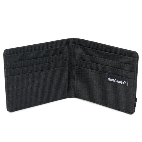Herschel Roy + Aspectpoly Wallet (Black)