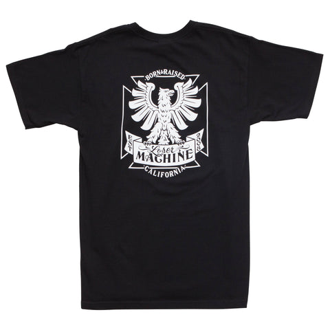 Loser Machine Native S/S Tee (Black)