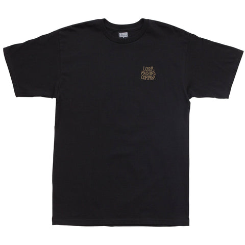 Loser Machine Friends & Enemies S/S Tee (Black)