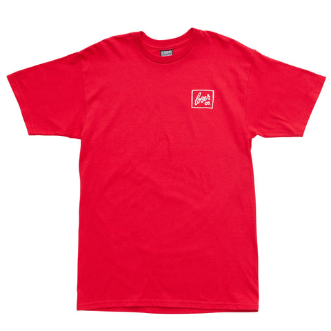 Loser Machine Badlands S/S Tee (Red)